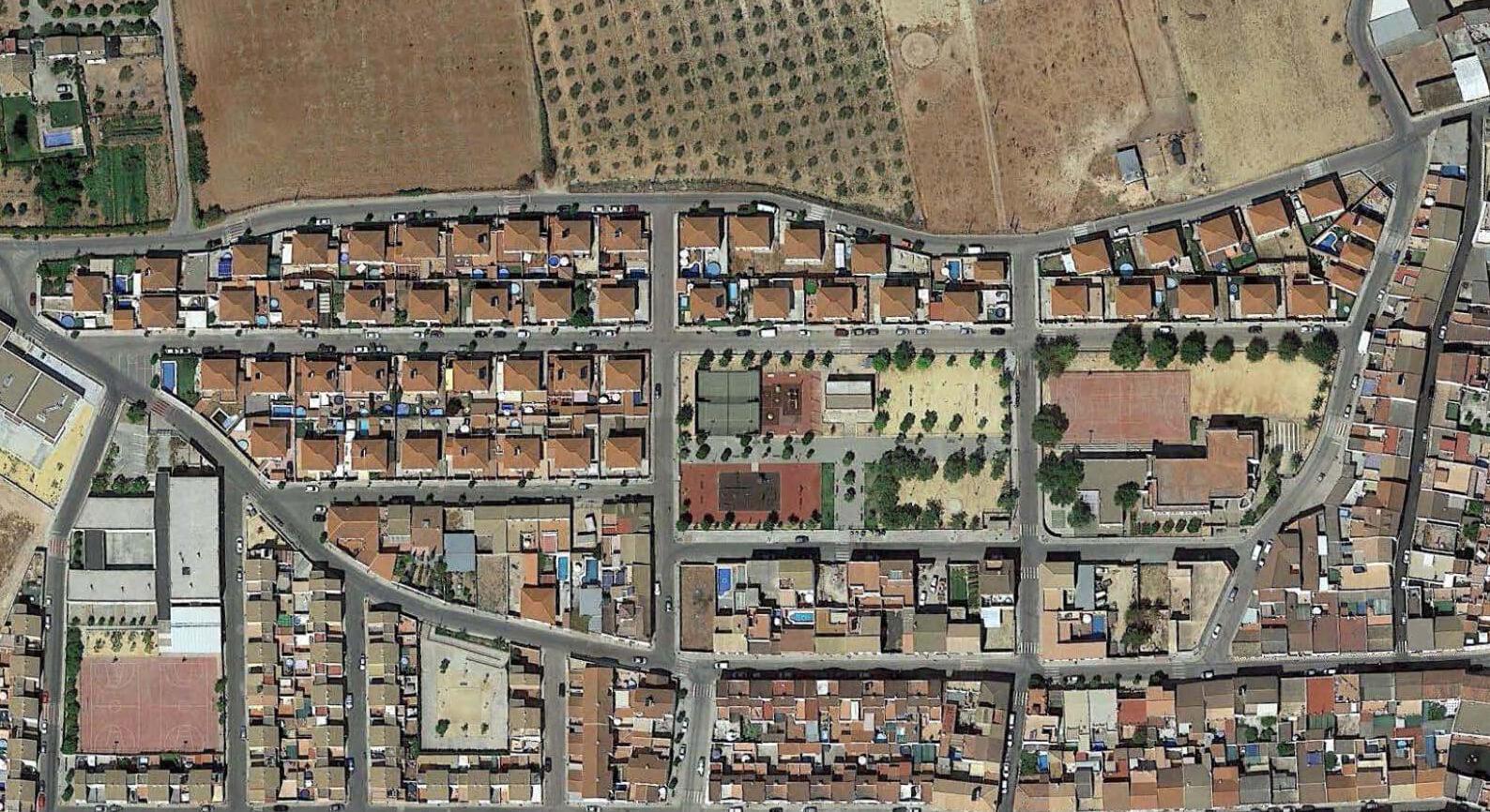 Polígono 3 y 4 (7 Ha) en Albaida del Aljarafe. Proyecto de urbanización.