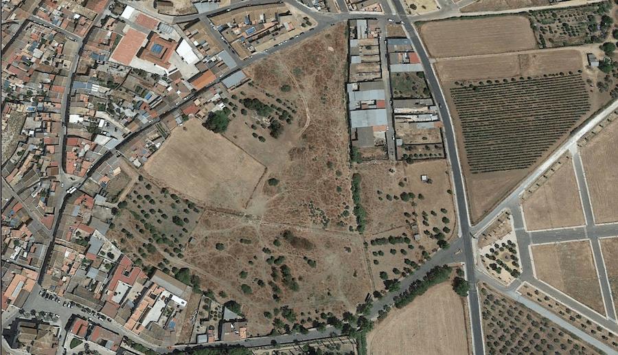 UE-6 (7 Ha) en Villamanrique de la Condesa. Proyecto de urbanización.
