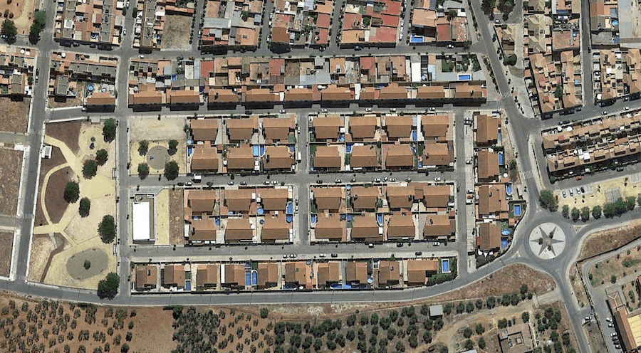 PP-R2a1 (5 Ha) en Bollullos de la Mitación. Proyecto de urbanización.