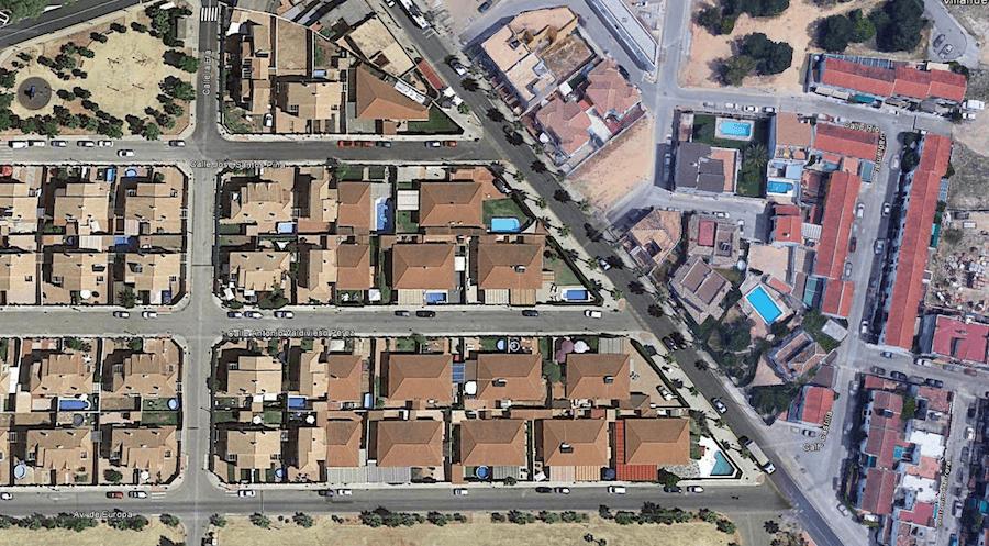 PP del Sector 5 (4 Ha) en Villanueva del Ariscal. Proyecto de urbanización.