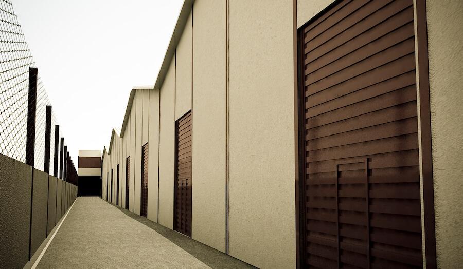Proyecto de Ejecución de Nave 2B de 8.400 m2, sin uso definido, en la Parcela 2B del Parque Industrial La Negrilla, en el Pk 1 de la Autovía A-92 de Sevilla.