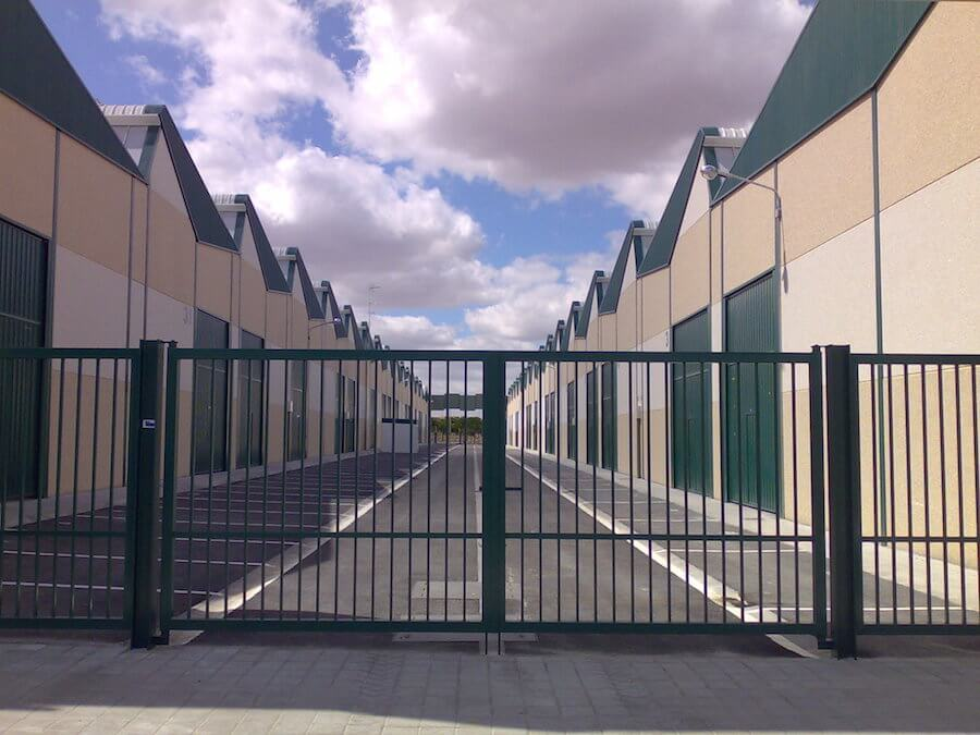 Proyecto de Ejecución de Nave 11 de 10.800 m2 en la Manzana 11 del Parque Industrial La Negrilla, en el Pk 1 de la Autovía A-92, Sevilla.