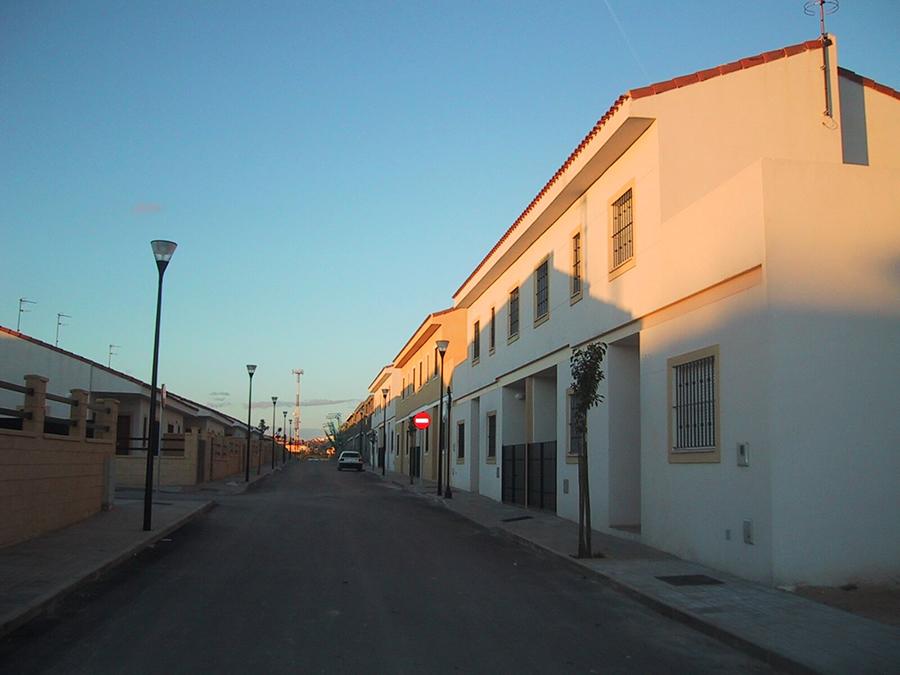 Proyecto Básico y de Ejecución de 80 viviendas en el Plan Parcial PP-R2a1 de Bollullos de la Mitación.