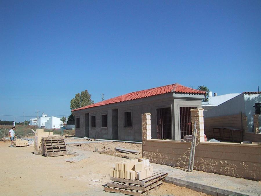 Proyecto Básico y de Ejecución de 26 viviendas pareadas en Villanueva del Ariscal en Sevilla.