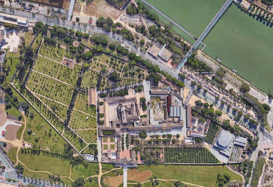 Proyecto del Estudio Geotécnico del recinto íntegro de la Cartuja de Ntra. Sra. de las Cuevas de Sevilla.