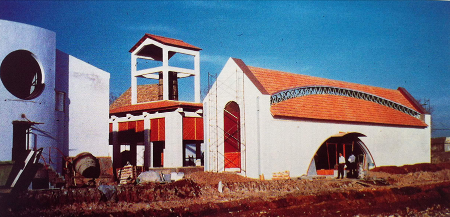 Proyecto de Restauración y Rehabilitación de Edificios para Oficinas en la Huerta Sur de la Cartuja de Ntra. Sra. de las Cuevas de Sevilla.