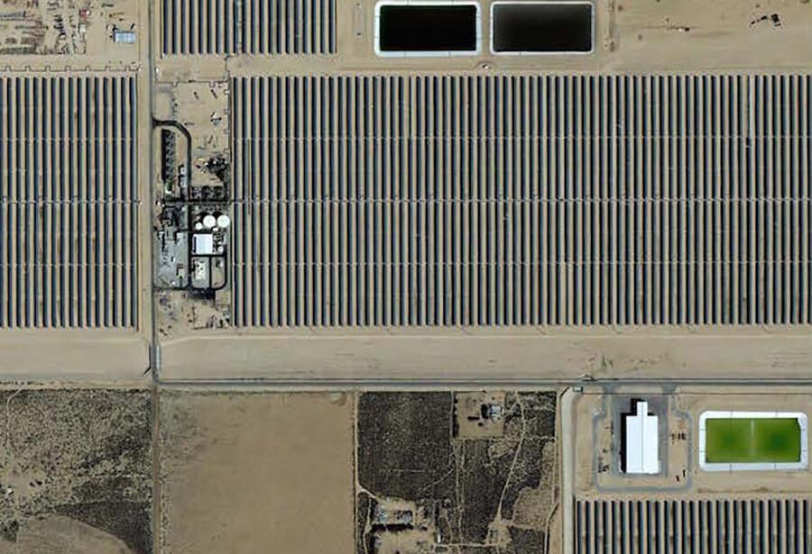 Mojave Solar Project, ABENER TEYMA MOJAVE, ABENGOA SOLAR. Ingenieros consultores.